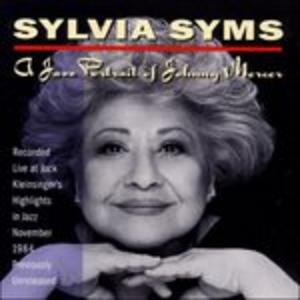 CD Jazz Portrait di Sylvia Syms