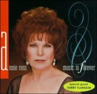 Music Is Forever - CD Audio di Annie Ross