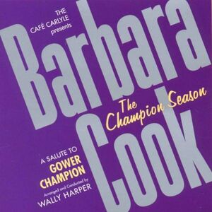 CD Live at the Cafe Carlyle di Barbara Cook
