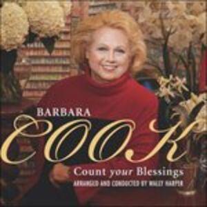 CD Count Your Blessings di Barbara Cook