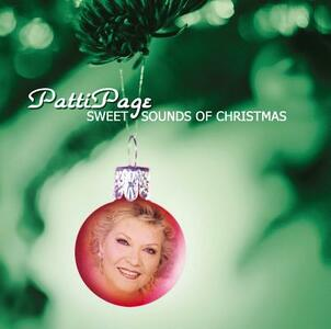 Sweet Sounds of Christmas - CD Audio di Patti Page