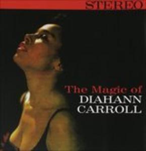 CD Magic of Diahann Carroll di Diahann Carroll