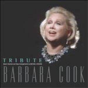 CD Tribute di Barbara Cook