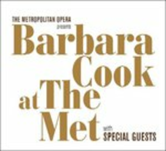 CD At the Met di Barbara Cook