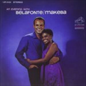 Foto Cover di An Evening with, CD di Harry Belafonte, prodotto da Drg