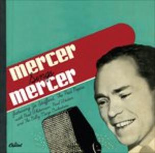 CD Sings Johnny Mercer di Johnny Mercer