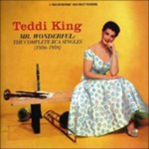 CD Rca Years di Teddi King