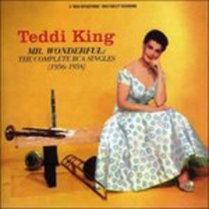 CD Rca Years di Teddi King