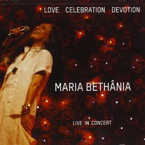 CD Love Celebration Devotion di Maria Bethania