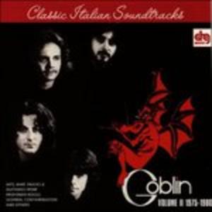 CD Soundtracks 1975-1989 di Goblin
