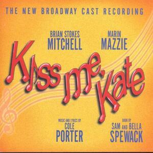 Kiss Me Kate (Colonna Sonora) - CD Audio