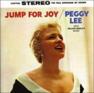 CD Jump for Joy di Peggy Lee