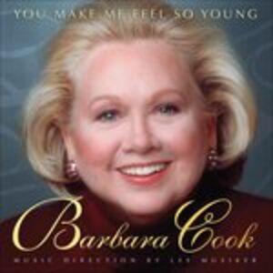 CD You Make Me Feel So Young di Barbara Cook