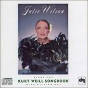 CD Kurt Weill Songbook di Julie Wilson
