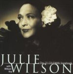 CD Cy Coleman Songbook di Julie Wilson