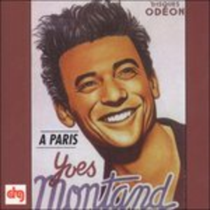 CD A Paris di Yves Montand