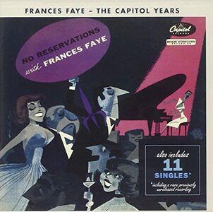 CD No Reservations di Frances Faye