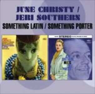 CD Something.. di June Christy