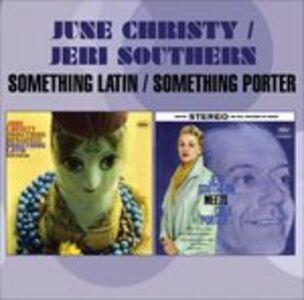 Foto Cover di Something.., CD di June Christy, prodotto da Drg