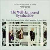 CD Well, the Tempered Synthe Wendy Carlos