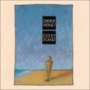 Every Island - CD Audio di Danny Heines