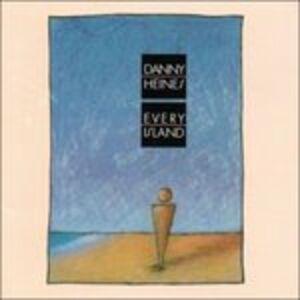 CD Every Island di Danny Heines