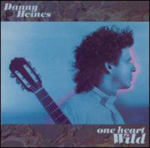 Foto Cover di One Heart Wild, CD di Danny Heines, prodotto da Silver Wave
