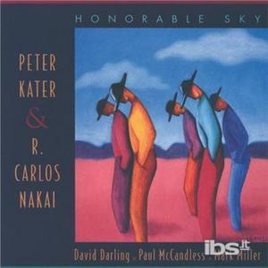CD Honorable Sky R. Carlos Nakai , Peter Kater