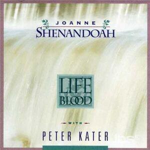 CD Life Blood di Joanne Shenandoah