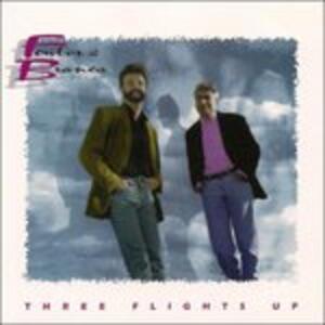 Three Flights up - CD Audio di Stephen Branca,Bob Fowler