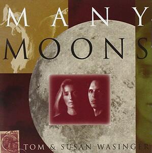 Many Moons - CD Audio di Tom Wasinger,Susan Wasinger