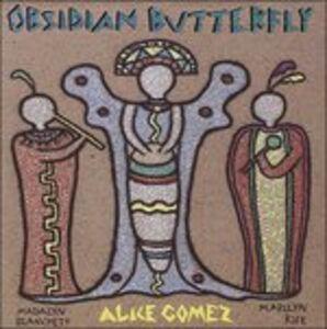 Foto Cover di Obsidian Butterfly, CD di Alice Gomez, prodotto da Silver Wave