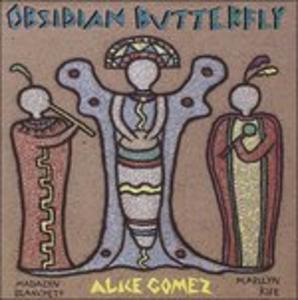 CD Obsidian Butterfly di Alice Gomez