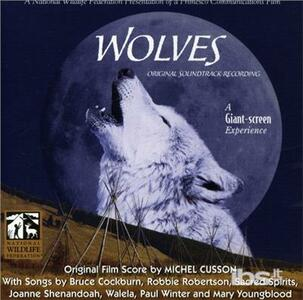Wolves (Colonna Sonora) - CD Audio