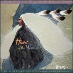 CD Heart of the World di Mary Youngblood