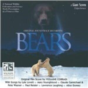 Foto Cover di Bears, CD di  prodotto da Silver Wave