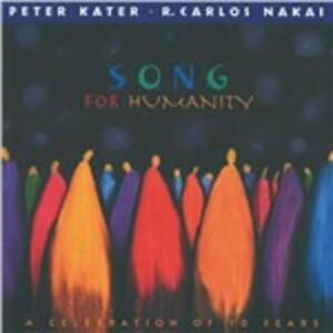 Song for Humanity - CD Audio di Peter Kater