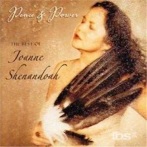 CD Peace & Power di Joanne Shenandoah