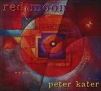 Foto Cover di Red Moon, CD di Peter Kater, prodotto da Silver