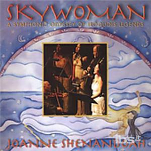 CD Skywoman di Joanne Shenandoah