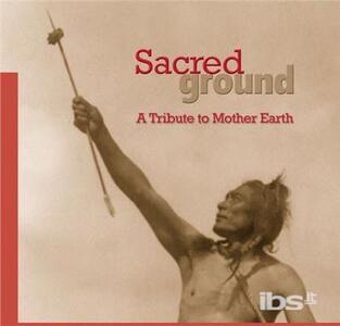 Sacred Ground - CD Audio