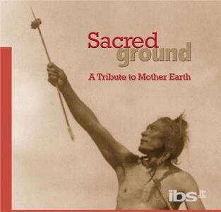 CD Sacred Ground