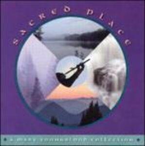 Foto Cover di Sacred Place, CD di Mary Youngblood, prodotto da Silver Wave