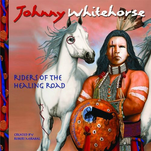 CD Riders of Healing Road di Johnny Whitehorse