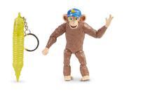 Wonderpark. Peanut Con Berretto Wonderland E Portachiavi Magic Glow Marker