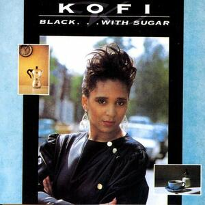 Black with Sugar - CD Audio di Kofi