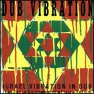 Foto Cover di Dub Vibration, CD di Israel Vibration, prodotto da Jahmekya Music