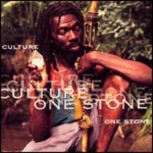 One Stone - CD Audio di Culture