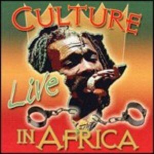 CD Live in Africa di Culture