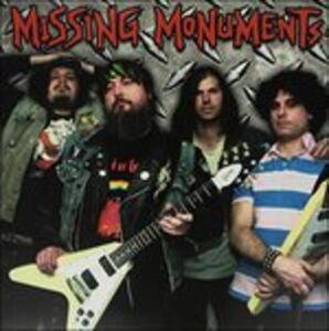 Missing Monuments - Vinile LP di Missing Monuments